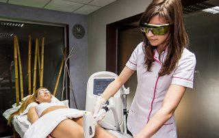 Tratament Epilare Definitiva cu Laser la femei, zona picioarelor