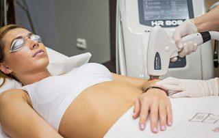 Tratament Epilare Definitiva cu Laser la femei, zona mainilor